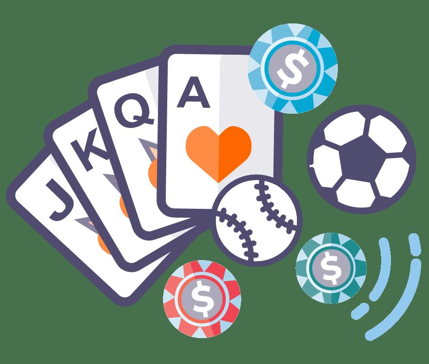 2021년 최고의 Sports Betting 온라인 카지노