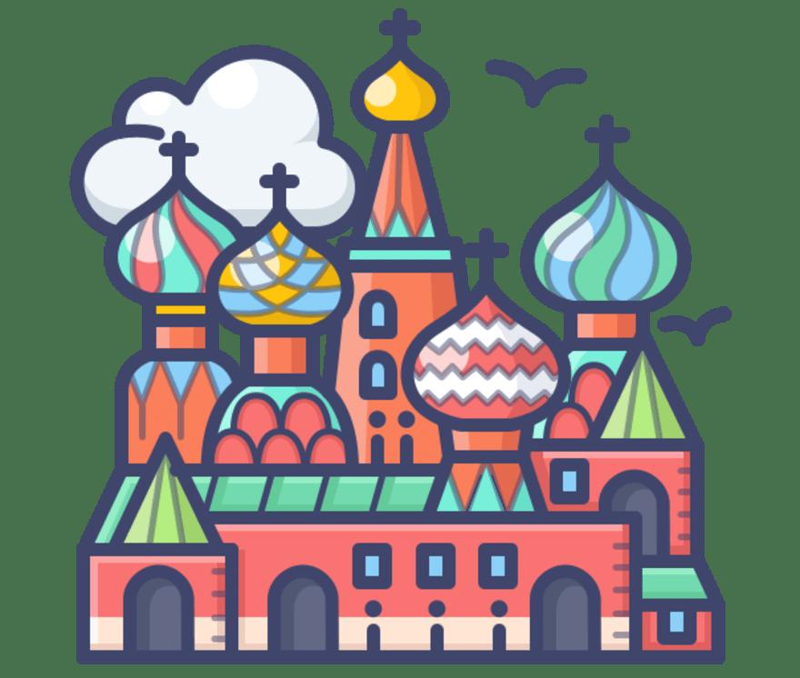 58 러시아 2021 최고의 온라인 카지노