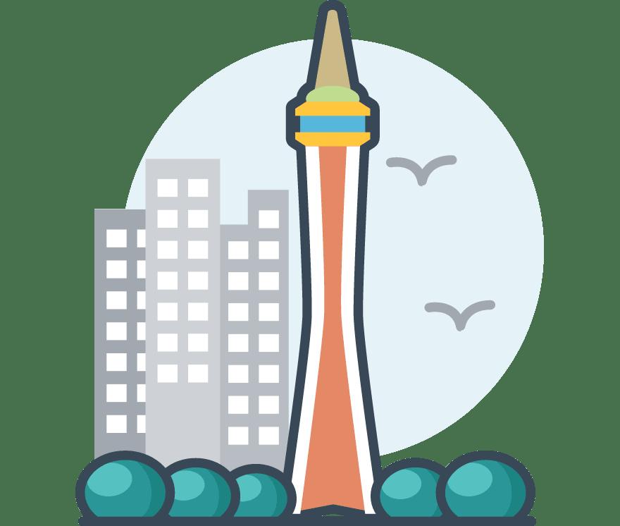 10 마카오(중국 특별행정구) 2021 최고의 온라인 카지노
