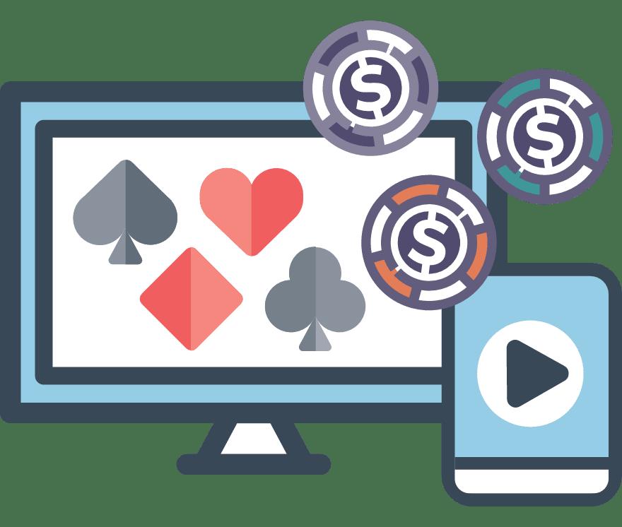 2021년 최고의 비디오 포커 온라인 카지노
