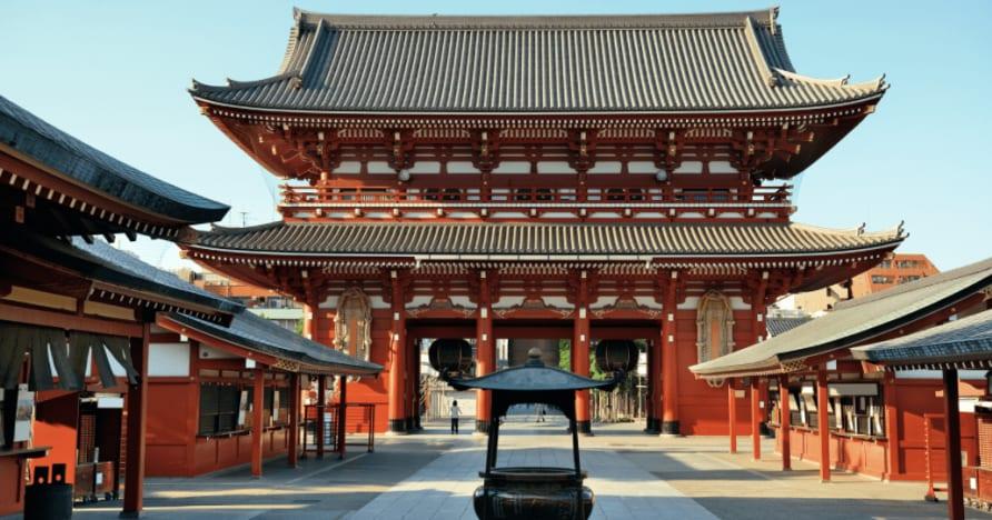 일본 게임 시장으로의 레오 베가스 확장