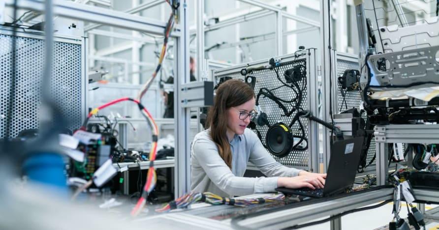 온라인 카지노 산업의 혁신적인 기술 동향