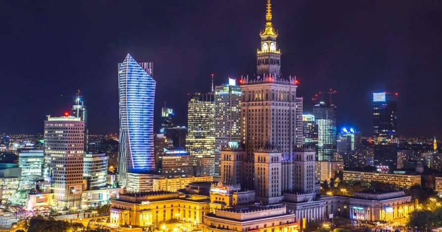 폴란드의 온라인 카지노 : 폴란드의 인터넷 도박